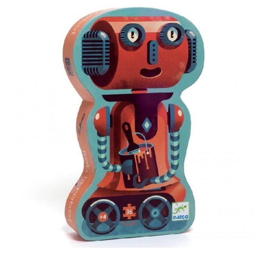 Bob de Robot - puzzel van 36 stukjes-1