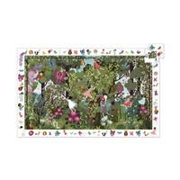 thumb-Speelplezier in de tuin - Observatie puzzel van 100 stukjes-1