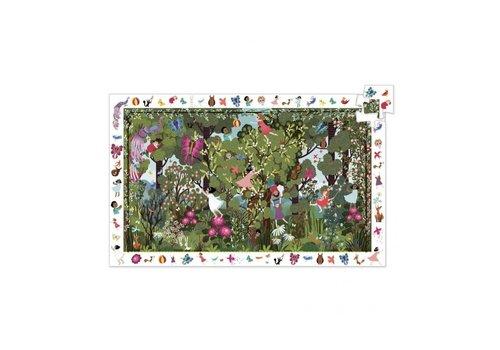 Djeco Garden Play Time - 100 pieces