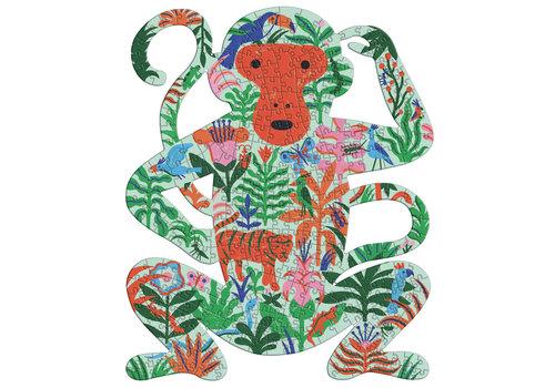 Djeco Le Singe coloré - 350 pièces