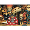Djeco Yokai Japan  - puzzel van 500 stukjes - Panorama