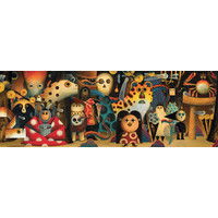 thumb-Yokai Japan  - puzzel van 500 stukjes - Panorama-2