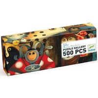 thumb-Yokai Japan  - puzzel van 500 stukjes - Panorama-3