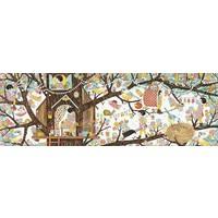 thumb-Boomhut  - puzzel van 200 stukjes - Panorama-1