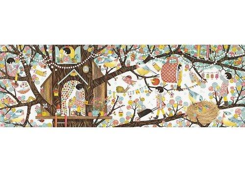 Djeco Tree House - 200 pieces