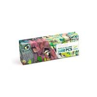 thumb-Uilen en Vogels - puzzel van 1000 stukjes - Panorama-3