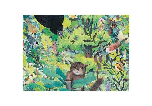 Djeco Owls and Birds - 1000 pieces