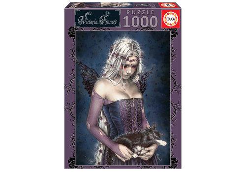 Educa Ange de la mort - 1000 pièces