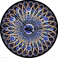 thumb-Puzzle Horloge - Le Pupille - puzzle et horloge de 570 pièces-1