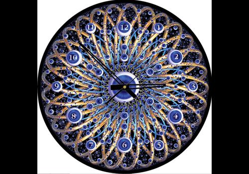 Art Puzzle Puzzelklok - De Pupil - 570 stukjes