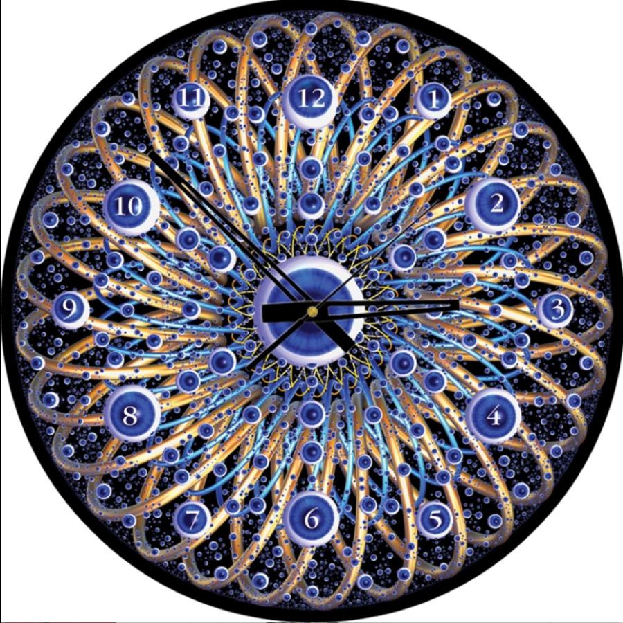 Puzzle Horloge - Le Pupille - puzzle et horloge de 570 pièces-1