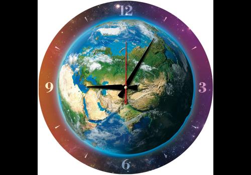 Art Puzzle Puzzelklok - Wereld van Tijd - 570 stukjes
