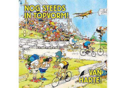 Comello  VIP Jan van Haasteren Carte de Voeux - Van Harte!