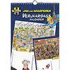 Comello  Jan van Haasteren - Verjaardagskalender - 18x25