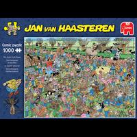 thumb-Le marché artisanal - Jan van Haasteren - 20046 - 1000 pièces-2