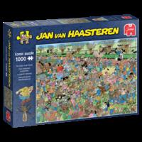 thumb-Le marché artisanal - Jan van Haasteren - 20046 - 1000 pièces-3