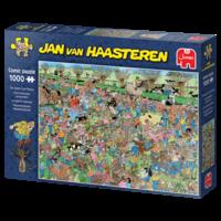thumb-Le marché artisanal - Jan van Haasteren - 20046 - 1000 pièces-4