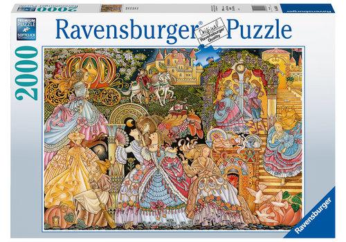 Ravensburger Assepoester - 2000 stukjes