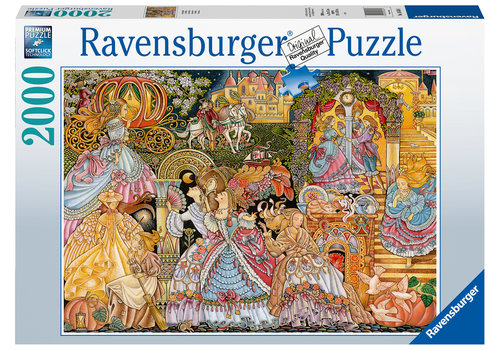 Ravensburger Cinderella - 2000 pieces
