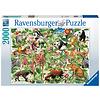 Ravensburger La Jungle - puzzle de 2000 pièces