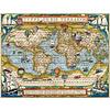 Ravensburger Autour du monde - puzzle de 2000 pièces