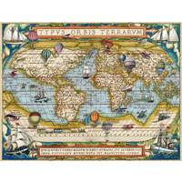 thumb-Autour du monde - puzzle de 2000 pièces-1