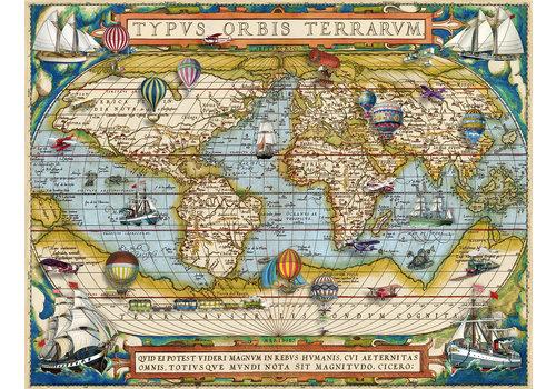 Ravensburger Around the World - 2000 pieces