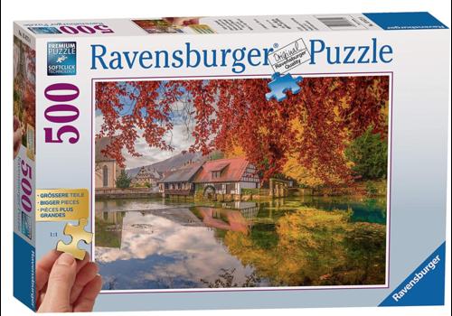 Ravensburger De Watermolen - 500 XL stukjes