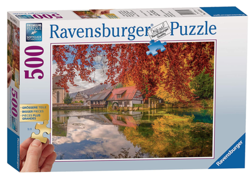 Ravensburger The Watermill - 500 XL pieces