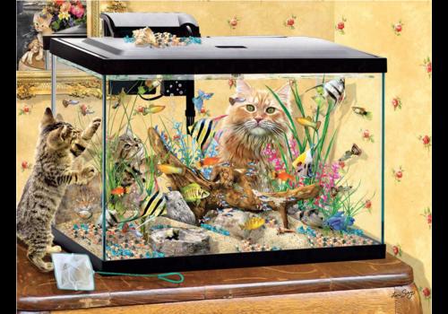 SUNSOUT Het aquarium - 300 XXL stukjes