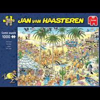 thumb-Oasis - Jan van Haasteren - 1000 pièces-1