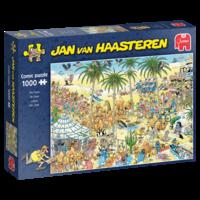 thumb-Oasis - Jan van Haasteren - 1000 pièces-3