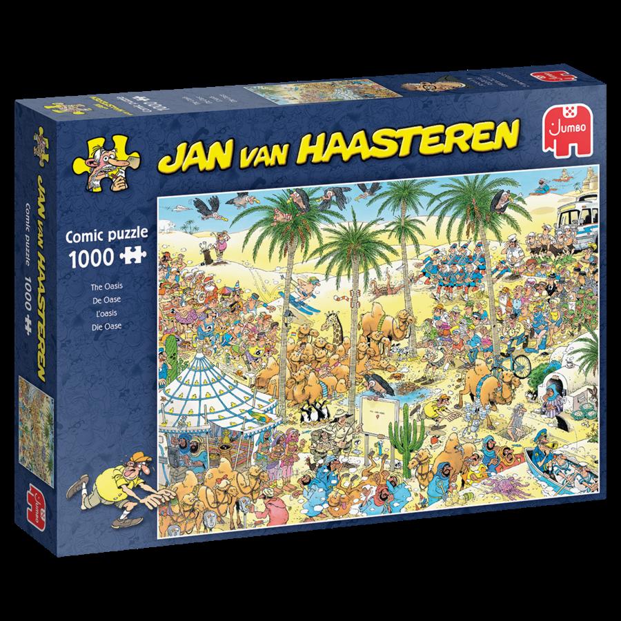 Oasis - Jan van Haasteren - 1000 pièces-3
