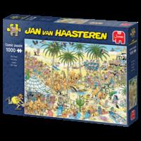 thumb-Oasis - Jan van Haasteren - 1000 pièces-4