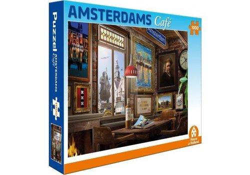 House of Holland Café d'Amsterdam- 1000 pièces