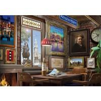 thumb-Amsterdams Café - puzzel van 1000 stukjes-2