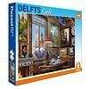 House of Holland Delfts Café - puzzel van 1000 stukjes