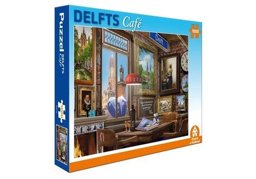 House of Holland Delfts Café - 1000 stukjes