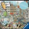 Ravensburger Antwerpen - Fleroux -  puzzle of 1000 pieces