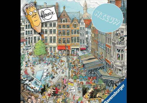 Ravensburger Antwerpen - Fleroux - 1000 pièces