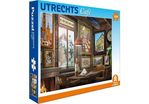House of Holland Utrechts Café - 1000 stukjes