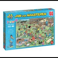 PRE-ORDER: La Ferme pour enfants - Jan van Haasteren -360 pièces