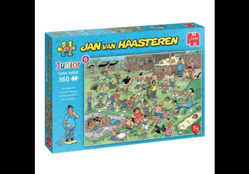 Jumbo De Kinderboerderij - JvH - 360 stukjes