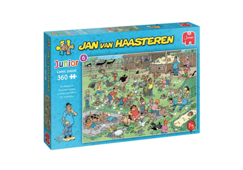 Jumbo PRE-ORDER: The Petting Zoo - JvH - 360 pieces
