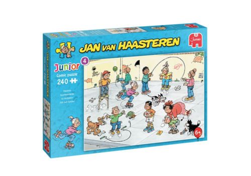 Jumbo PRE-ORDER: Playtime - JvH - 240 pieces