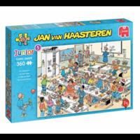 Het klaslokaal - Jan van Haasteren - 360 stukjes