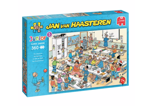 Jumbo PRE-ORDER: The Classroom - JvH - 360 pieces