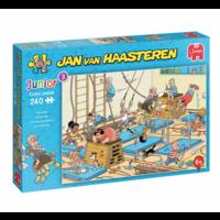 PRE-ORDER: Cours de gymnastique - Jan van Haasteren -240 pièces