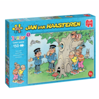 PRE-ORDER: Cours de gymnastique - Jan van Haasteren - 150 pièces