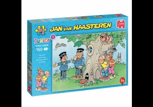 Jumbo Partie de cache-cache - JVH - 150 pièces